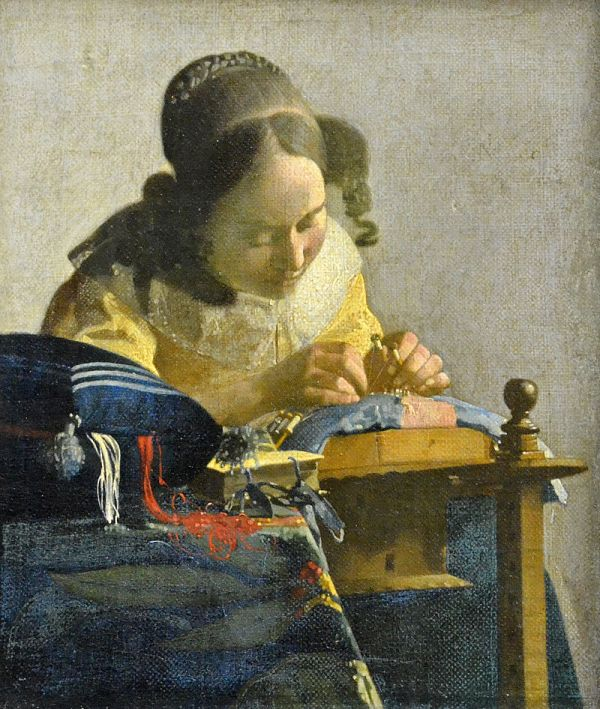 La_Dentellière_Johannes_Vermeer_1669-1670