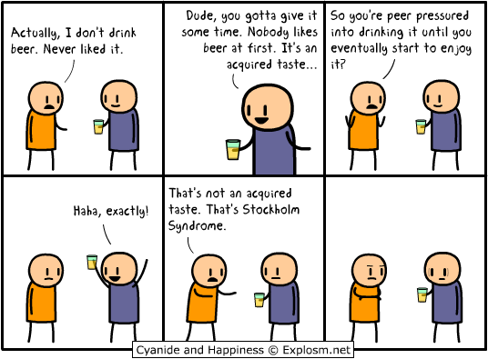 Aquire-a-Taste-For-Beer-With-Good-Old-Peer-Pressure-Stockholm-Syndrome-In-Comic-By-Explosm